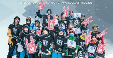 HF KIDS SNOWBOARD TOUR 2019